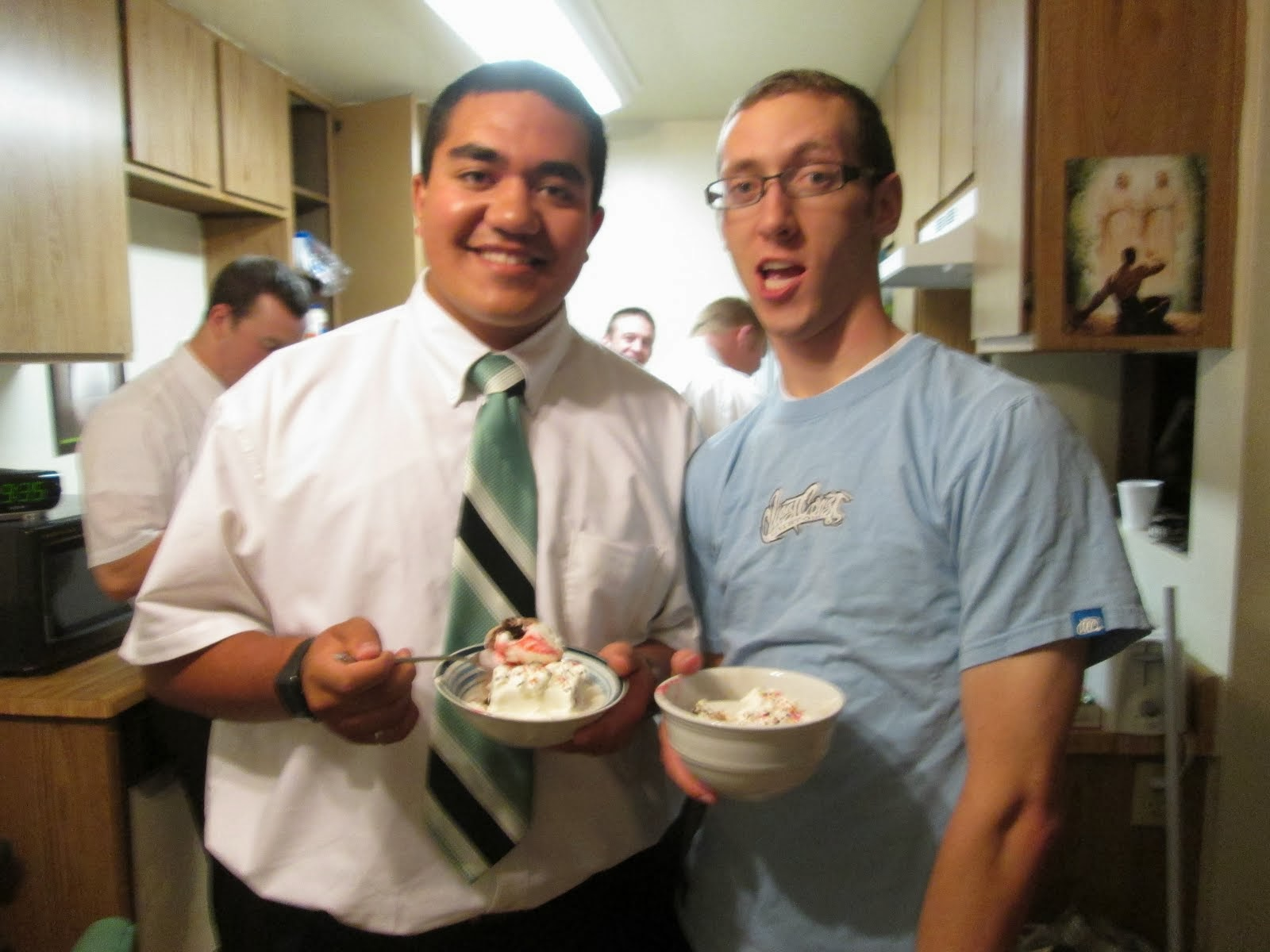 Elder Langi's Birthday