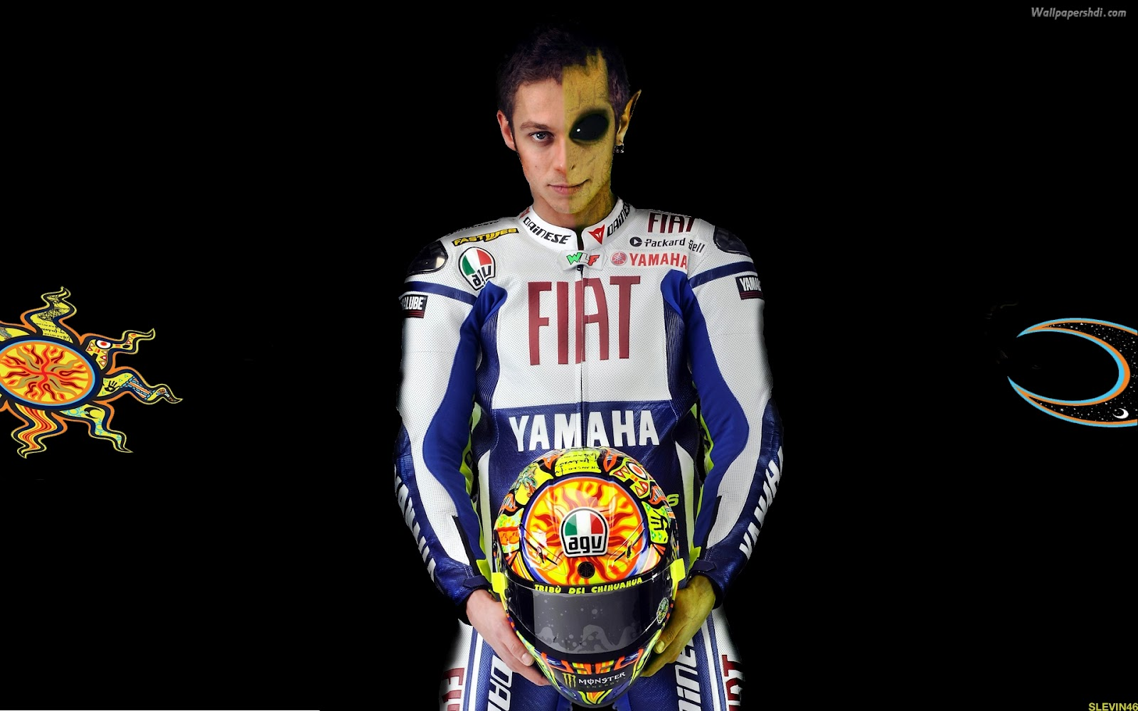 valentino rossi scary Valentino Rossi wallpapers in HD