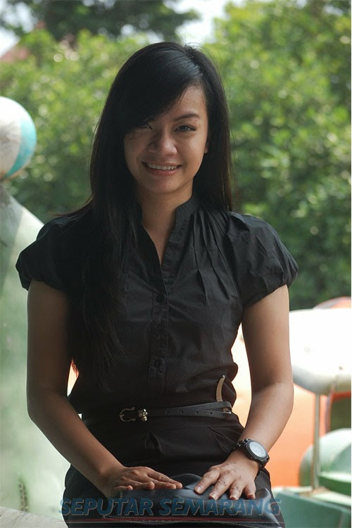 Namira Fanessa - Gadis Cantik Semarang