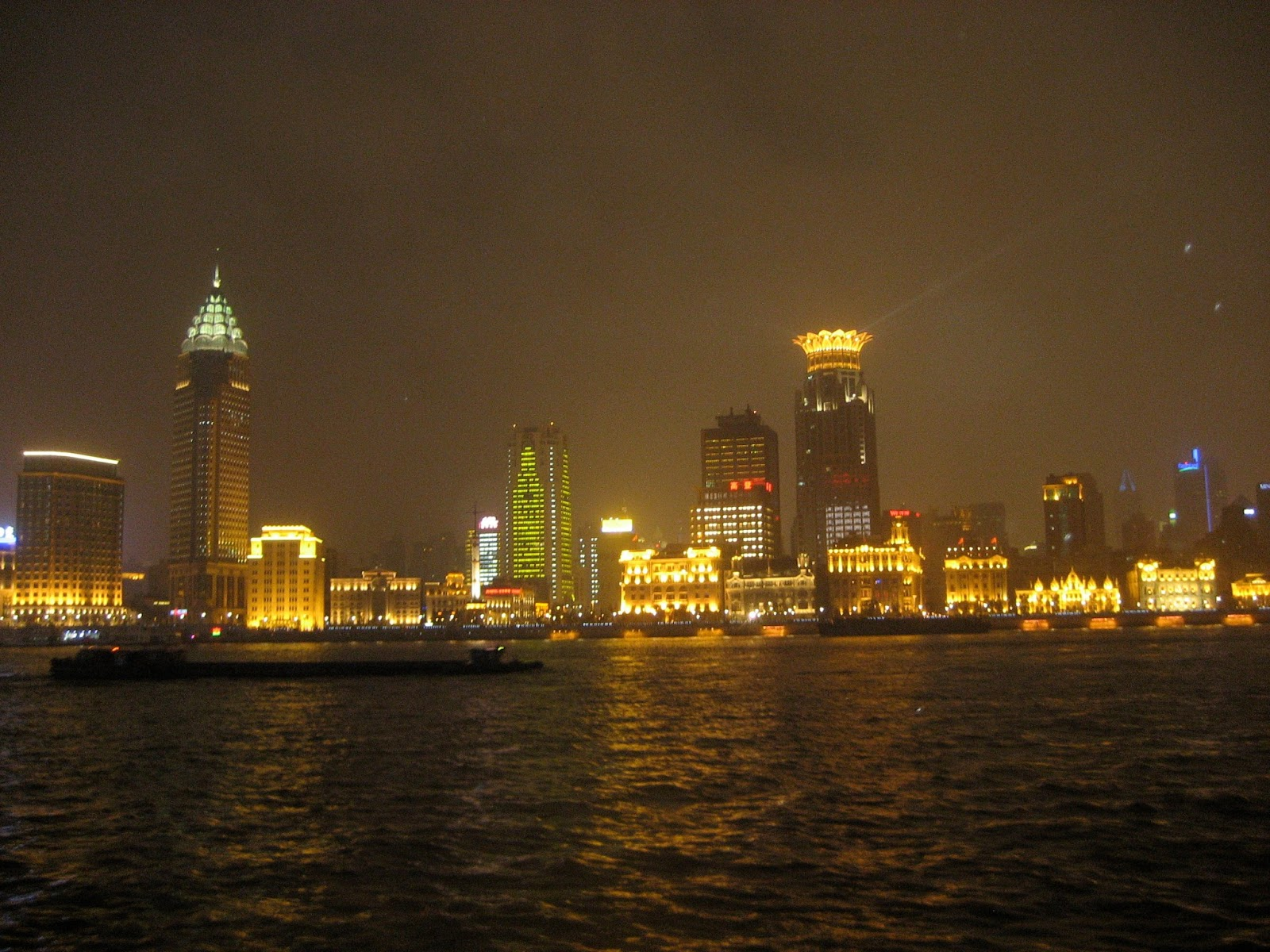 shanghai skyline wallpapers pictures - photo #9