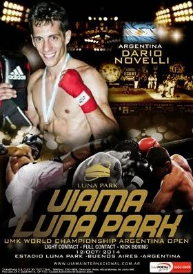 UIAMA LUNA PARK 20143