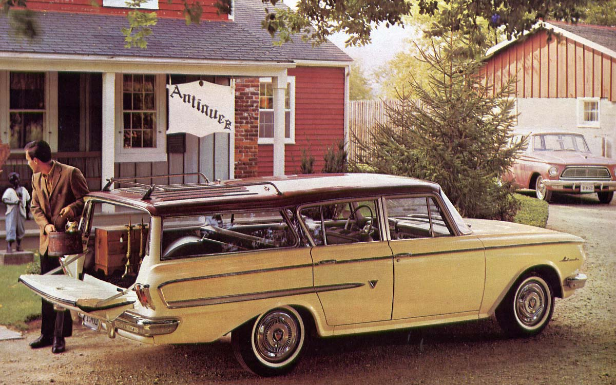 Old Cars Canada 1962 Rambler