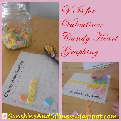 Sunshine and Silliness: V Is for Valentine: Candy Heart ...