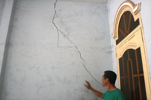 Hướng dẫn một số cách khắc phục sự cố nứt tường trong nhà
