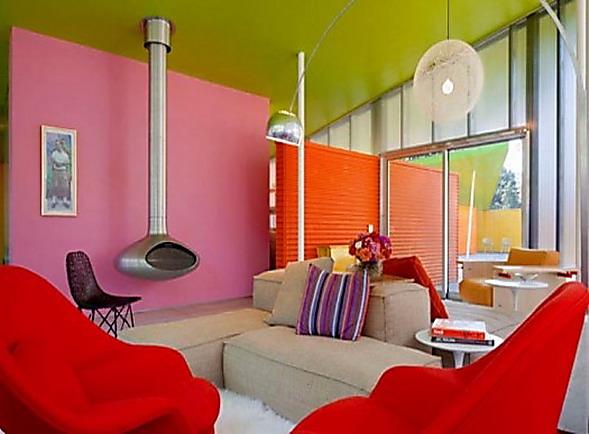 Rainbow Modern Interior Design Ideas By Stamberg Aferiat