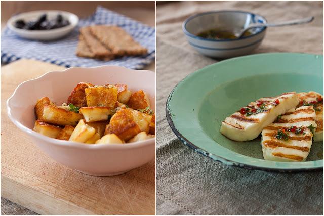 Halumi, sir za grilovanje i prženje