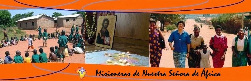Misioneras de Nuestra Señora de África