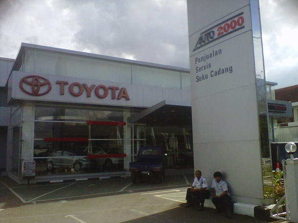 Harga Mobil Baru Dealer TOYOTA Auto 2000 SILIWANGI, BOGOR