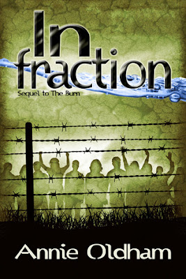 Blog Tour: Infraction [Excerpt]