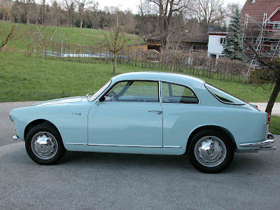 Alfa Romeo Giulietta Sprint Seria 750