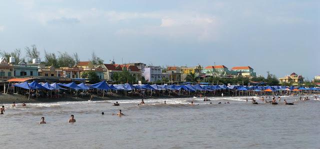 Biển Quất Lâm - Nam Định