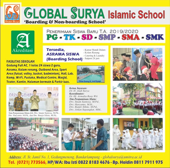 Global Surya Islamic School