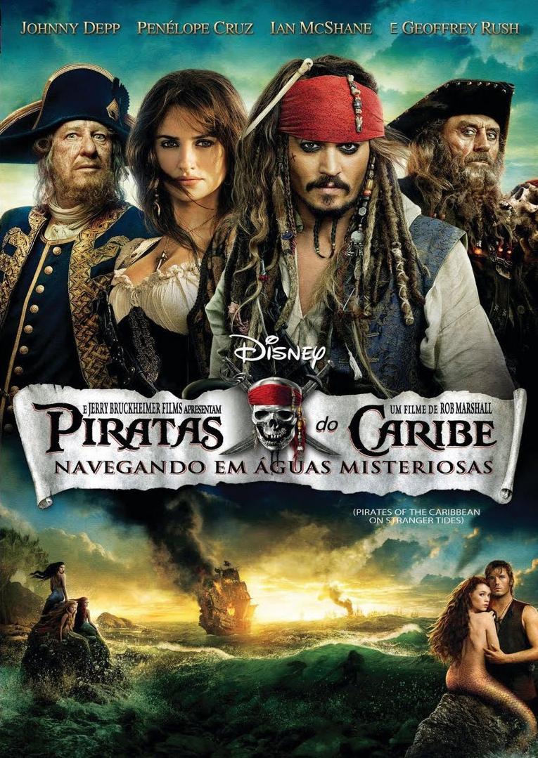 Baixar Piratas do Caribe 4: Navegando em Águas Misteriosas DVDRip RMVB Dublado