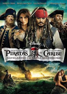 capa Download   Piratas do Caribe 4   Navegando em Águas Misteriosas   DVDRip+Torrent+Assistir Online   Dual Áudio+Dublado