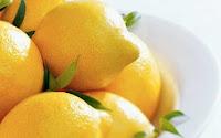 Experimentos Caseros limon acido citrico