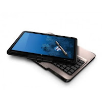 HP TouchSmart TM2 Tablet