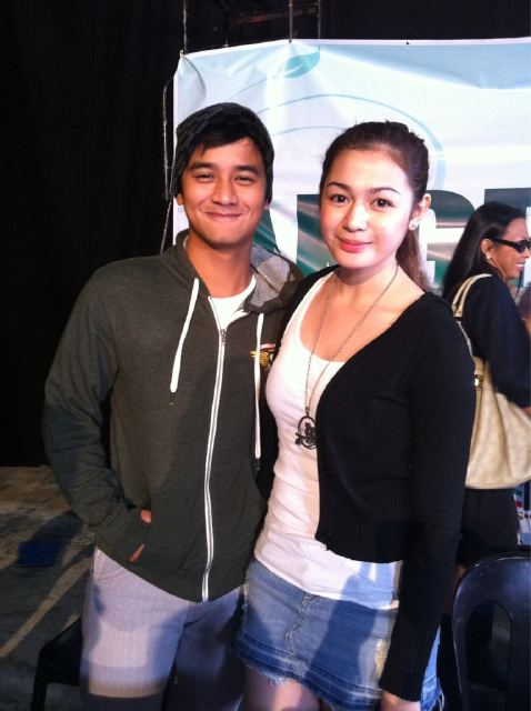 jm de guzman and charee pineda dating Gma actress charee pineda surprised by  2012) together with jm de guzman charee is rumored to make an appearance in the gma primetime teen series 'strawberry .