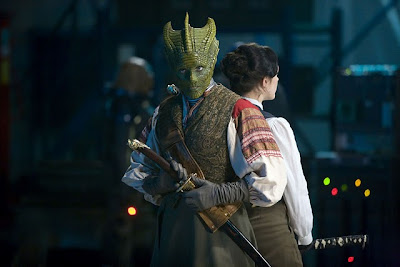 Dr Who, A Good Man Goes to War, Madame Vastra