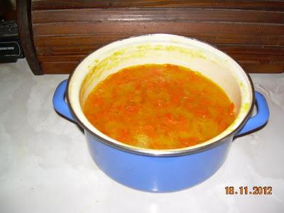 Recept: CUSPAJZ (varivo) OD SARGAREPE