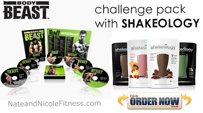 Body Beast With Shakeology Pack