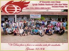 ENCONTRO COM DEUS 2011