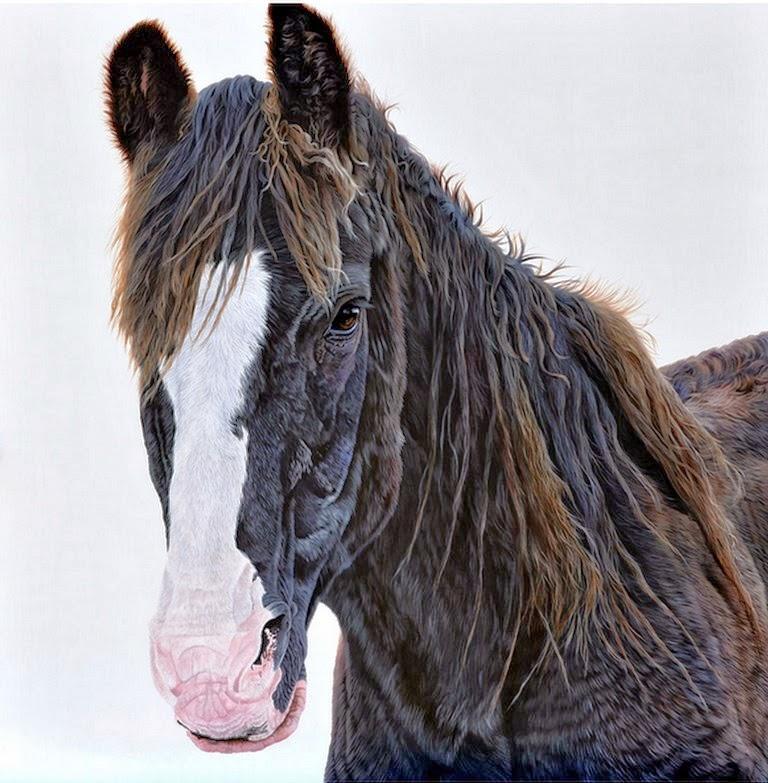 cabeza-de-caballo-al-oleo