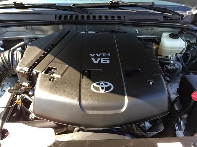 4Runner V6
