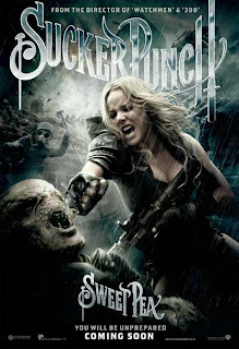 Watch Sucker Punch 2011 BRRip Hollywood Movie Online | Sucker Punch 2011 Hollywood Movie Poster