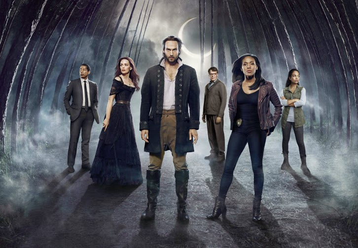 Sleepy Hollow - Season 2 - Cast Promotional Photos