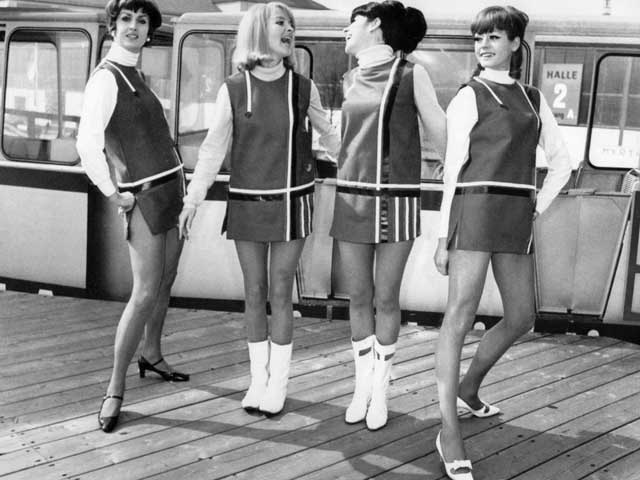 Original 60s Fashion  The Swinging Decade Of Style
