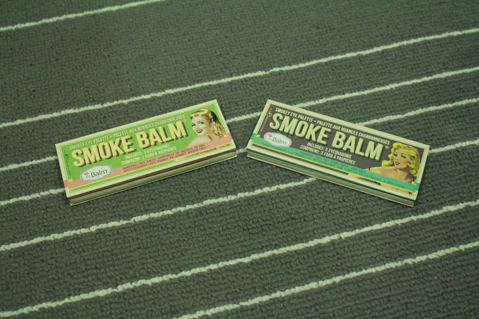 The Balm Smoke Balm Palettes Volume 1 & 2 Review