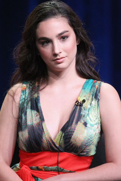American Actress Molly Ephraim