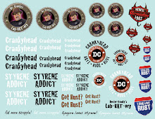 CRANKYHEAD DECALS