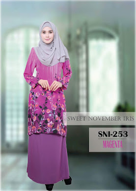 SWEET NOVEMBER IRIS ( RM120 )