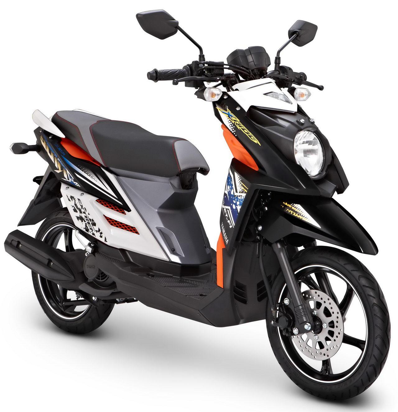 99 Gambar Motor Matic Yamaha Dan Harganya Terkeren Gubuk Modifikasi