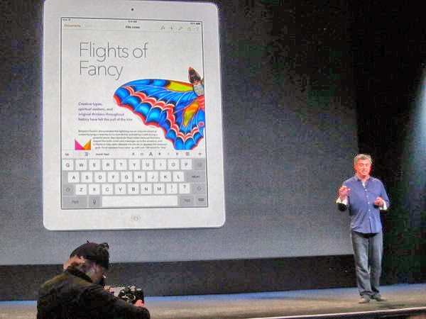 Apple Expansion to Educational Content