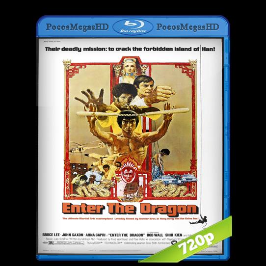 Operación Dragon (1973) BrRip 720p Dual Latino 5.1 – Ingles 5.1