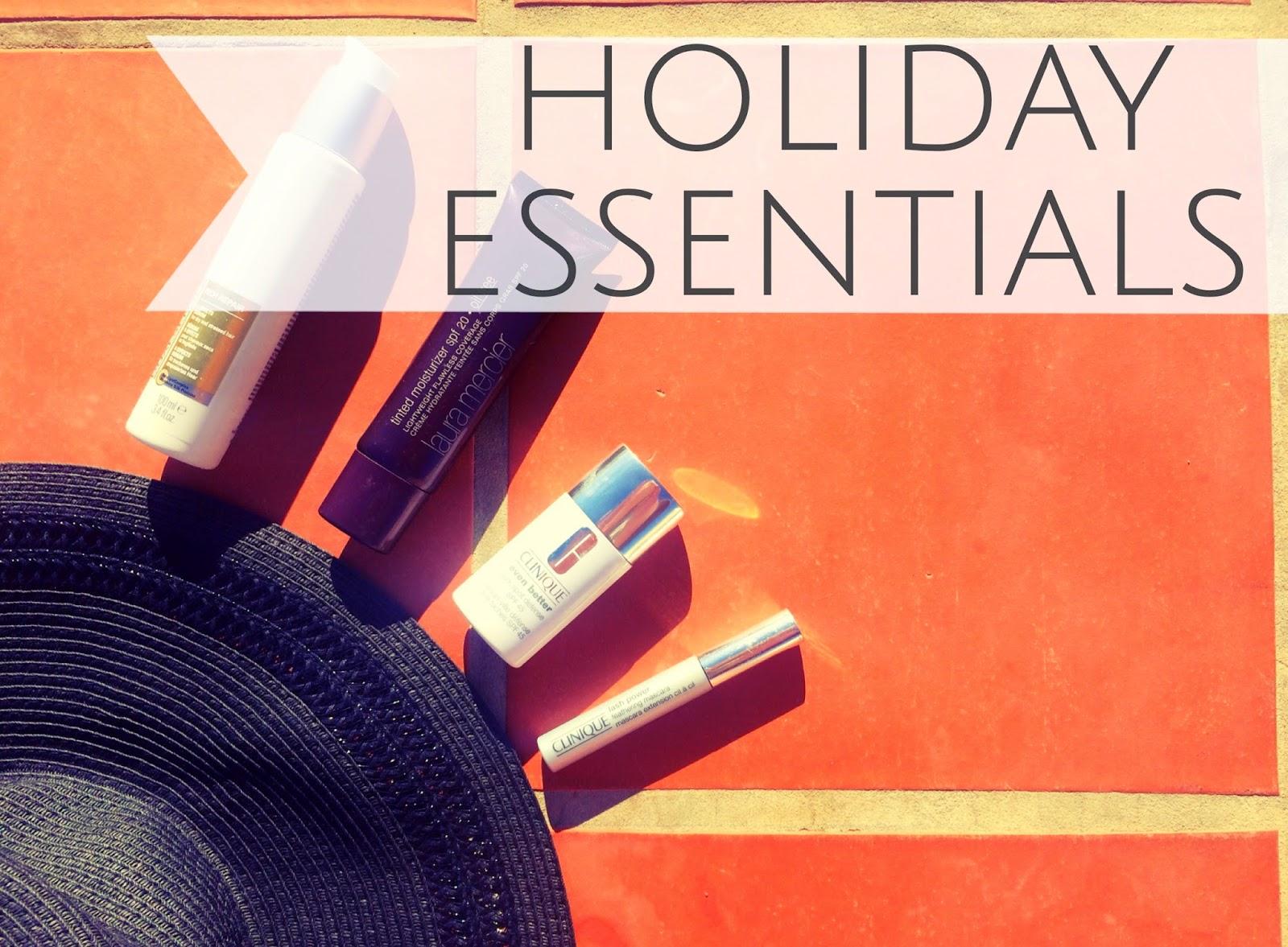 My Hand Luggage Holiday Essentials