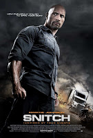 snitch dwayne johnson poster