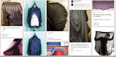 For more Pi inspiration, visit the 'Pi Shawl Finds' board on Pinterest
