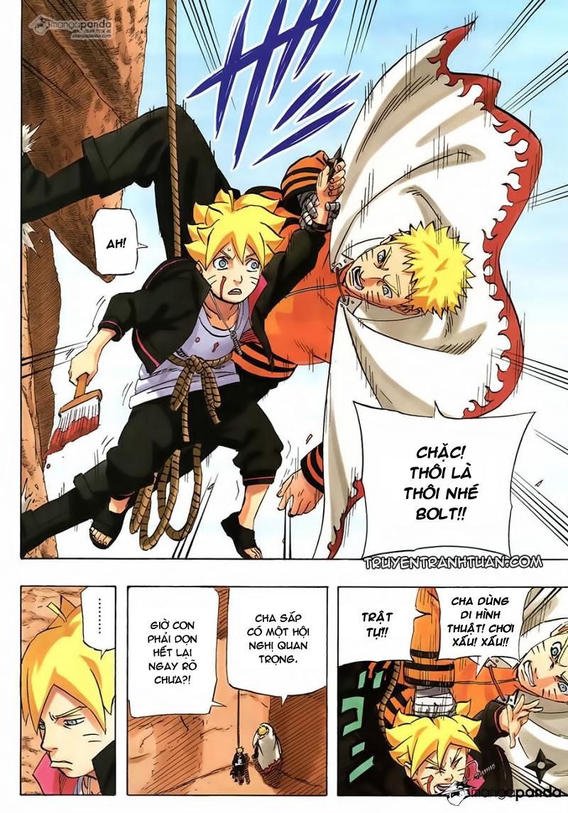Naruto Chap 700 - Trang 14