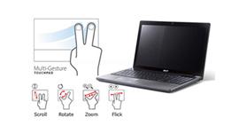 Acer Aspire Timeline X Size