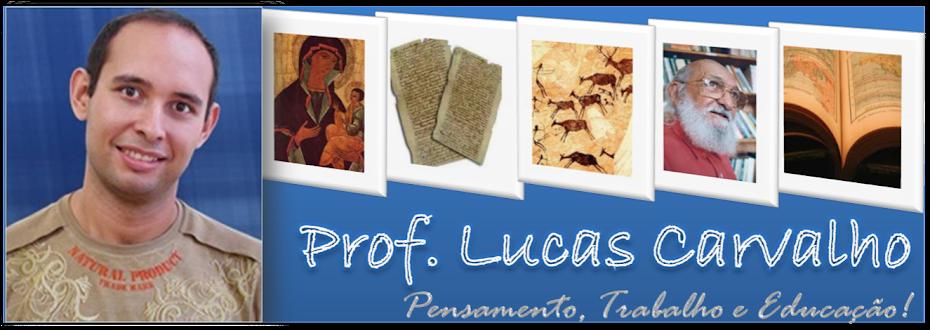 Professor Lucas Carvalho