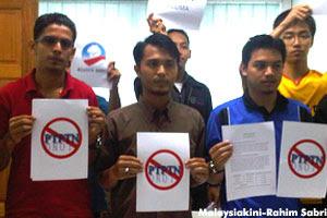 DEMO ANTI PTPTN ANJURAN SOLIDARITI MAHASISWA MALAYSIA(SMM)