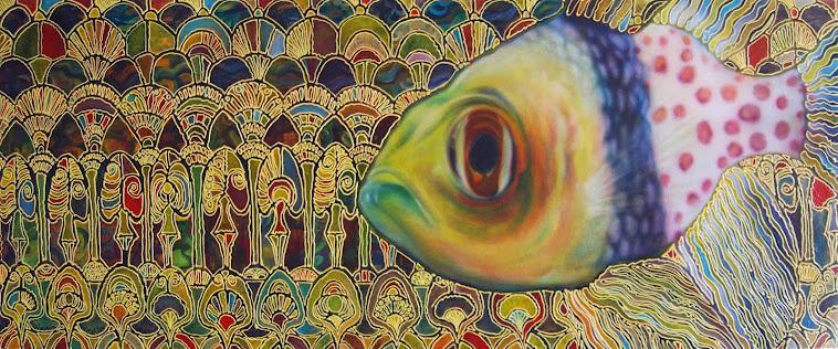 'Pyjama Cardinal fish' by Benjamin Mitchley