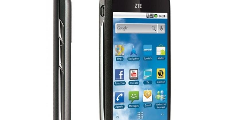 ZTE Blade V920 HP Android 3G Harga Dibawah 1 Juta