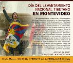 Solidaridad con el pueblo tibetano