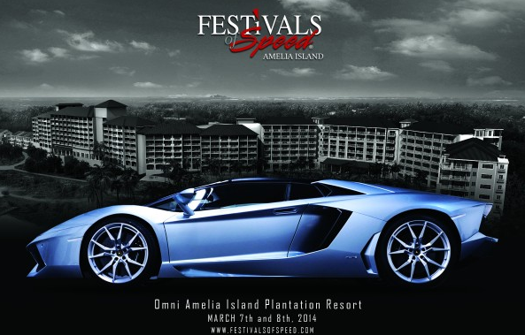 Omni Amelia Island Plantation Resort host of the 10th annual Festivals of Speed