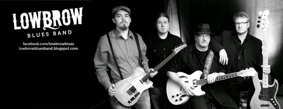 Lowbrow Blues Bandin kotisivut