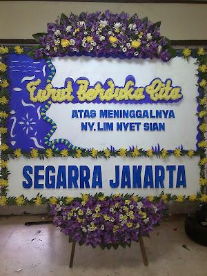 Bunga Duka Cita Serang Banten